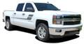 2013-2017 Chevy Silverado Speed XL Graphic Kit