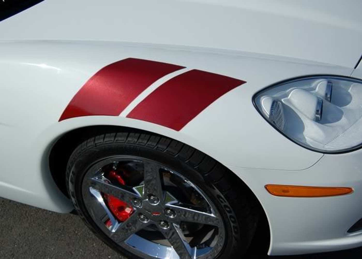 Use Vinyl Stripes and Graphics to Finish off your Custom Vehicle