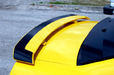 2005 Ford Mustang Rear Spoiler Accent