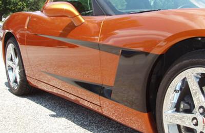 2005-2008 C6 Chevrolet Corvette Stinger Kit