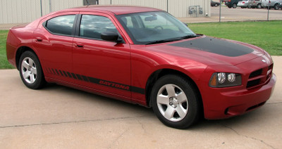 2006-2010 Dodge Charger Chargin' 4 & 5 Graphic Kit