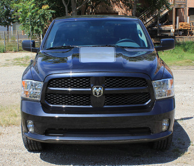 2009-2017 Dodge Ram Hood Graphic Kit