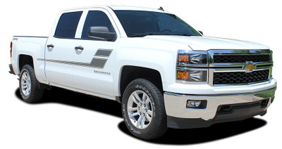 2013-2017 Chevy Silverado Speed XL Graphic Kit