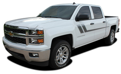 2013-2017 Chevy Silverado Track XL Graphic Kit