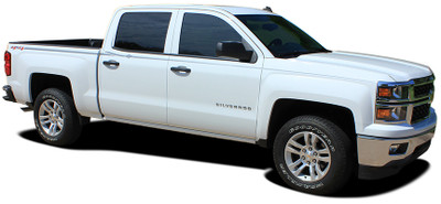 2013 2014 2015 Chevy Silverado Stripes