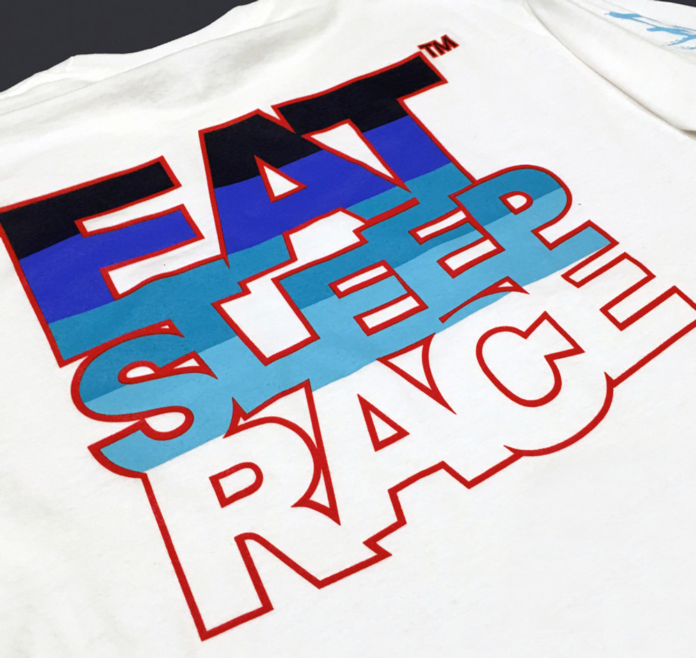 ESR Speedlines Long Sleeve Shirt   White