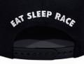 Kids Logo Snapback Hat | Black/Red