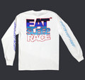 ESR Speedlines Long Sleeve Shirt | White