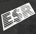 Turbo Speedlines T-Shirt | Charcoal