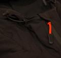 Grand Prix Windbreaker Jacket | Black