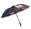 Camo Logo Pattern Umbrella