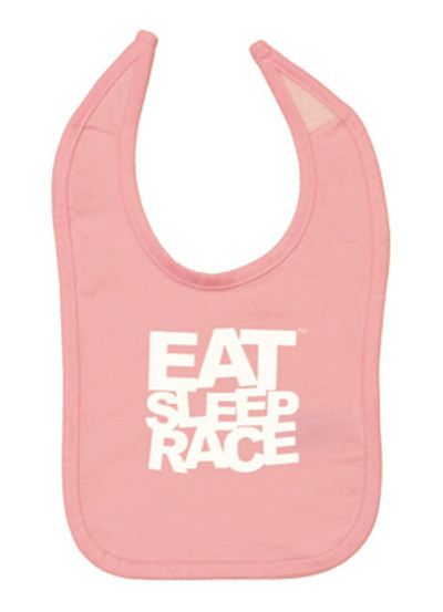 Infant Logo Bib | Pink