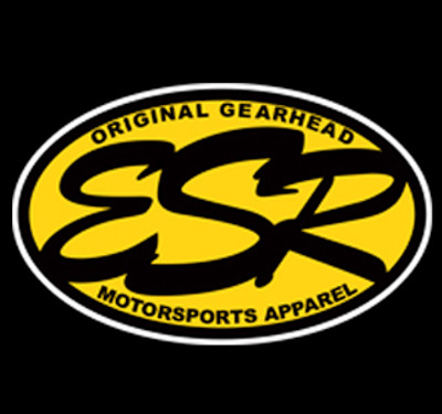 ESR Oval Sticker