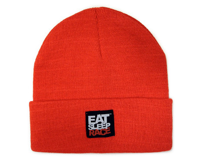 Logo Team Beanie | Infrared