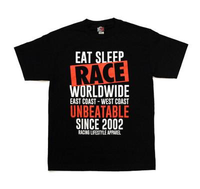 Box Crew T-Shirt   Black