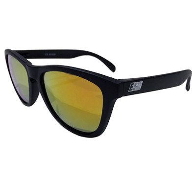 ESR Speed Line Sunglasses | Matte Black/Red Iridium (UV400) | Pouch