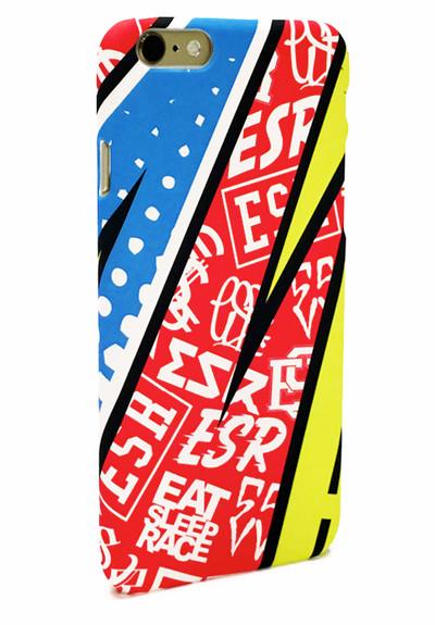 iPhone 6 Plus Case   Yellow Rad Pattern