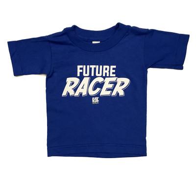 Kids Future Racer T-Shirt | Blue
