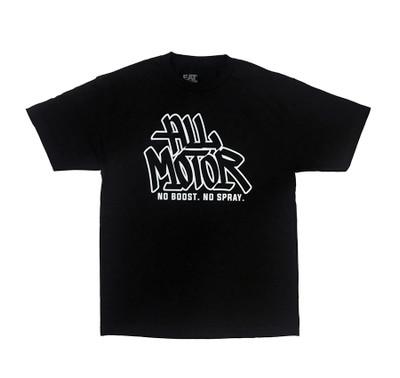 All Motor 6 T-Shirt | Black