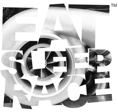 Logo Vinyl Decal | Turbo