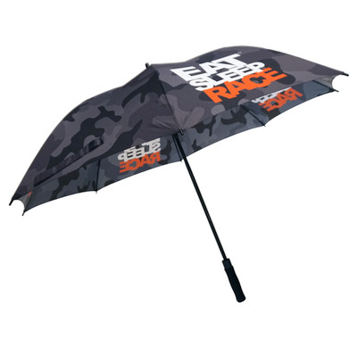 Camo Logo Pattern Umbrella