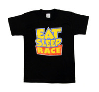 Kids Cartoon T-Shirt | Black