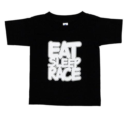 Kids Bubble T-Shirt | Black