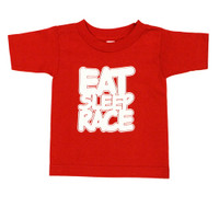 Kids Bubble T-Shirt | Red