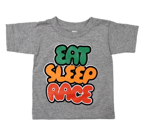 Kids Gummy Bubble T-Shirt | Grey