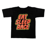 Kids Fast Bubble T-Shirt | Black
