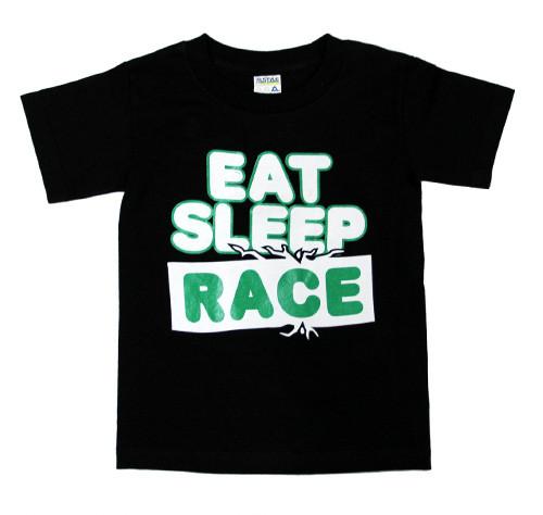 eat sleep race logo - photo #38