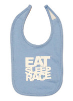 Infant Logo Bib | Blue