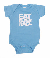 Infant One Piece Logo | Blue