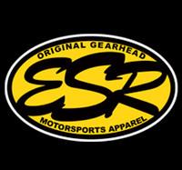 ESR Oval Sticker