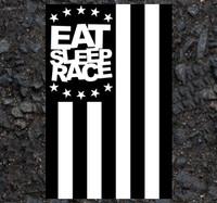 ESR Vertical Flag Sticker