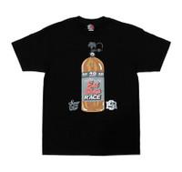 40 Shot T-Shirt | Black/Brown