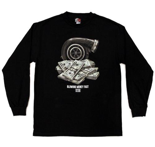 BMF Long Sleeve Shirt | Black
