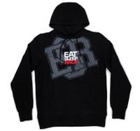 Pull Over Hoodie ESR Huge | Black