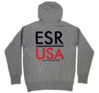 Zip Up Hoodie ESR USA | Grey