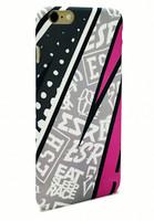 iPhone 6 Plus Case | Pink Rad Pattern