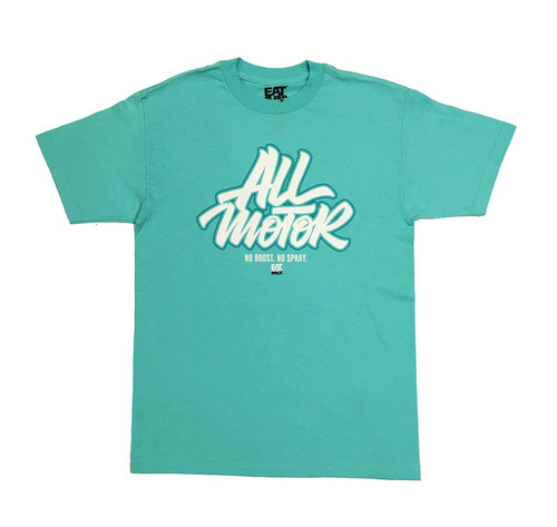 All Motor 5 T-Shirt | Teal