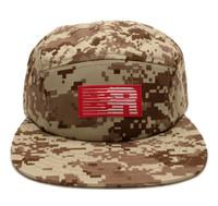 ESR 5-Panel Hat | Desert Digi Camo