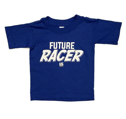 Kids Future Racer T-Shirt | Blue