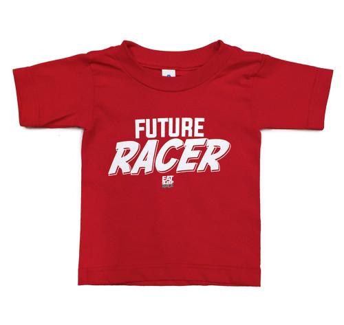 Kids Future Racer T-Shirt | Red
