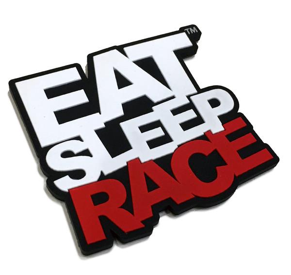 eat sleep race logo - photo #32