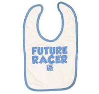 Infant Future Racer Bib v2 | Blue/White