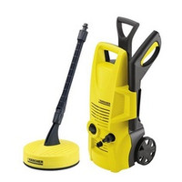 Karcher K2.59 Pressure Washer with Free T-Racer T50