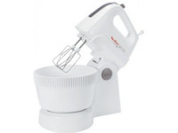 Moulinex HM615 PowerMix Hand Mixer with Rotating Bowl