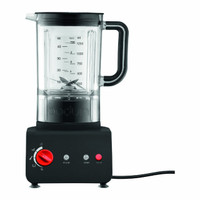 Bodum Bistro 1.25 Litre Blender in Black