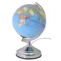 Lloytron Illuminated World Globe Touch Lamp